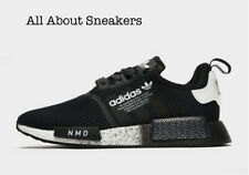 "ADIDAS NMD_R1 ""Black"" Trainers All Size Limited Stock"