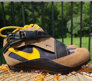Vintage Nike Supa Pooh Bah ACG Cycling Mountain Bike Shoes Men's US Size 8