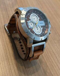 Fossil JR JR1157 Armbanduhr für Herren
