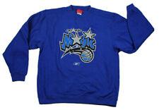 Orlando Magic NBA Reebok Men's Pullover Fleece Crew Sweatshirt