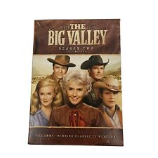 Big Valley - Season 2: Volume 1 (DVD, 2006, 3-Disc Set)