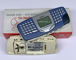 NOKIA 5510 TASTEN-HANDY QWERTZ DUALBAND UNLOCKED MOBILE PHONE NEU NEW SWAP-BOX