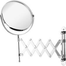 Feridras Specchio da parete ingranditore con braccio estensibile bagno 151018-B