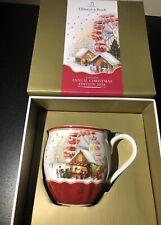 VILLEROY & BOCH Annual Christmas Edition 2016 Becher Jahresbecher Riesenrad