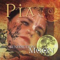 Pia - Benediction Moon CD Nice! Free Ship #KM75