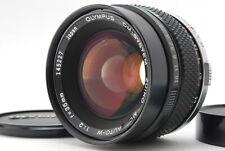 [Near MINT] Olympus OM System Zuiko MC Auto-W 35mm f/2 Lens From JAPAN #1353