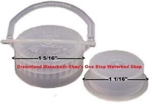 PRICE DROP-Blue Magic Waterbed Replacement Cap and Seal-BUY 2 GET 1 FREE!!