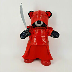 Build-A-Bear Star Wars Black Imperial March Theme & Red Praetorian Guard Outfit