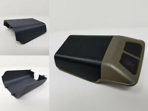 Cover ~ 1988-1991 Honda CRX, Civic Rear View Mirror_seatbelt warning trim 89 90
