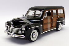 Lucky Diecast 1/18 scale Model Car 00286 - 1948 Ford Woody - Black