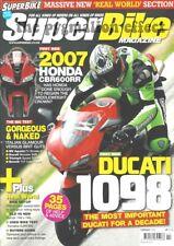 CBR600RR 1098 Ducati S4R Speed Triple MV F4 Brutale Benelli TNT 749 XJR1300 748S