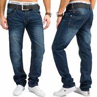 Hommes Jeans Slim Bleu ZAC Pierre Wasched pantalon jeans W34 - W44