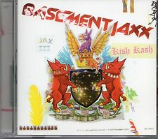 Basement Jaxx - Kish Kash (2003 CD) Feat. Dizzee Rascal/Siouxsie Sioux/JC Chasez