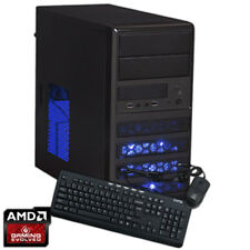 Custom AMD Quad-Core 4.2GHz 8GB 1TB Fast Radeon 4650 Gaming Computer Desktop PC