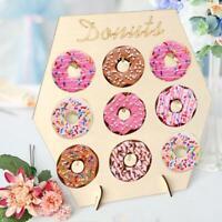 Aediea Donuts Wandständer Dessert Kuchen Display Rack Hochzeit Geburtstag P Neu