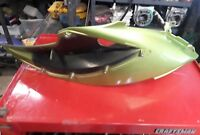 2005 SEADOO RXT RH Upper Moulding, Apple Green,291002117,291-002-117