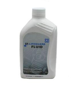 ZF Lifeguard 6 Transmission Liquide 1LITRE Land Rover, BMW, Jaguar, Coque
