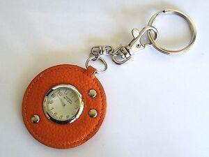 Montres de Fleur Quartz Fashion Key Fob Watch