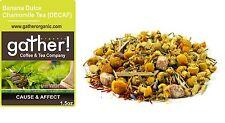 Chamomile Tea -Loose Leaf flavored Chamomile  -Banana Dulce Chamomile Tea 1.5 oz