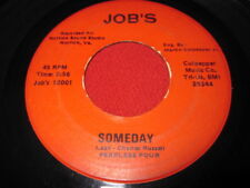 PEERLESS FOUR 45 - SOMEDAY / PEACE IN THE VALLEY  JOB'S