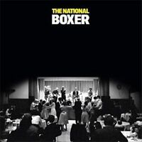 Boxer by The National (CD, 2007, Beggars Banquet) Like New