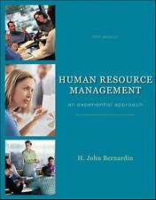 Human Resource MGMT by H. Bernardin (2009, Paperback)