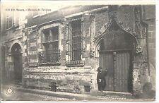CP 37 INDRE-ET-LOIRE - Tours - Maison de Tristan