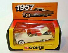Corgi 801 Ford Thunderbird, Mint in Original Box