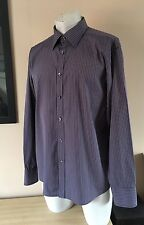 Beautiful Quality Ted Baker Endurance Shirt - Size 17 - 48 Inch Chest