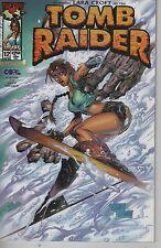 Lara Croft Tomb Raider #12 comic book movie