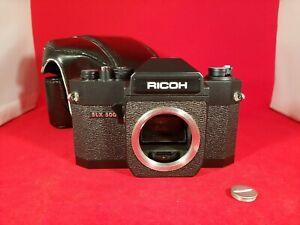 Ricoh SLX 500 Camera Body w/Case