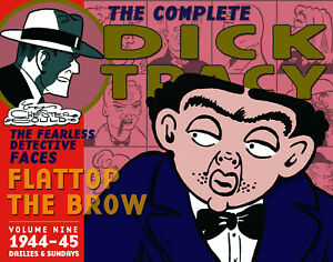 COMPLETE CHESTER GOULD DICK TRACY HC (IDW PUBLISHING) VOL 9