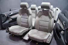 Audi A6 4F C6 Lederausstattung Sportsitze Innenausstattung Leder Alcantara /LX