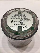 Siemens 8WD4 350-0CB, Blitzlichtelement, unbenutzt, Funktion geprüft