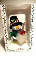 """*NEW* Annalee (2008) COOL GIFTS PENGUIN 4"""" New in Box In-Lights"""