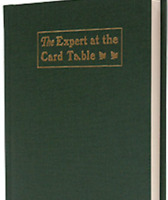The Expert at the Card Table (Blank Journal) by John Bodine and Theron Schaub