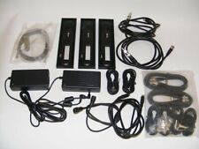 Lot 11X Vbrick 6000 Series Items Front Panel Power Supply Db9(F) Rg45 Cable Kit