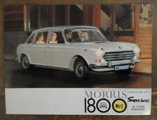 MORRIS 1800 Mk.II orig 1968 UK Mkt Sales Brochure - BMC 2513/B