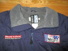 Work 'n Gear NEW ENGLAND PATRIOTS RADIO Station WBCN 104.1 FM (XL) Winter Jacket