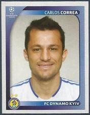 PANINI UEFA CHAMPIONS LEAGUE 2008-09- #257-DYNAMO KYIV-CARLOS CORREA