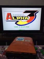 street fighter alpha 3 cps2 BOARD A +B  jamma ARCADE