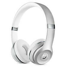 NEW BEATS BY DR DRE SOLO3 WIRELESS SOLO 3 ON-EAR BLUETOOTH HEADPHONES - SILVER