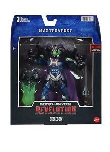 Masters of the Universe REVELATION SKELEGOD Mattel 2021 MASTERVERSE Target