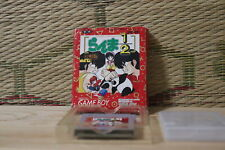 Ranma 1/2 w/box Japan Nintendo Gameboy GB Very Good- Condition!