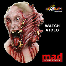 Siamese Zombie Latex Collectors Mask-HALLOWEEN Horror Monster Costume SCARY!