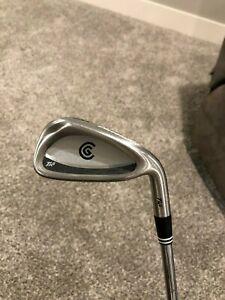 "Cleveland TA6 Single 6 Iron Right Handed Stiff Flex Steel Shaft 39"""