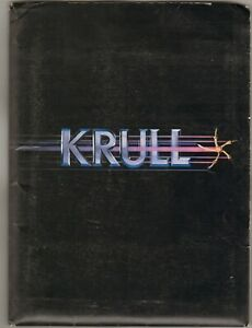 Krull Licensing/Press Kit Promotional  Photos,  50 Page Info Packet 1983