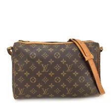 Vintage Authentic Louis Vuitton Monogram Shoulder Bag /a447