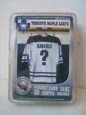 Toronto Maple Leafs Trivia Hockey Card Game 2007/08 Series NHL TML Complete