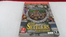Prima's Official Strategy Guides: Settlers IV by Horst Baumann (2001, Paperback)
